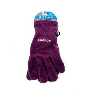 Columbia Gloves XL Purple Thermarator Insulated